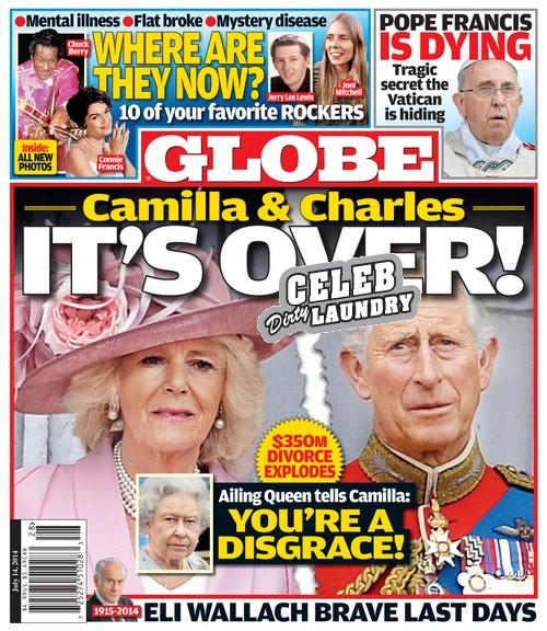 Książę Karol i Camila rozwodzą się?!