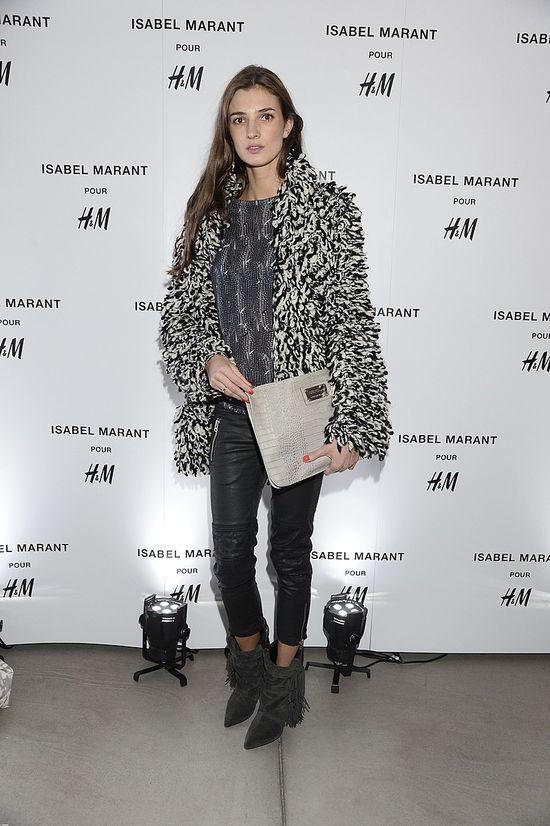 Gwiazdy podziwiaj� kolekcj� Isabel Marant pour H&M (FOTO)