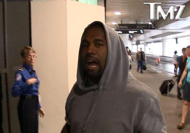 Kanye West zaatakował paparazzo (VIDEO)
