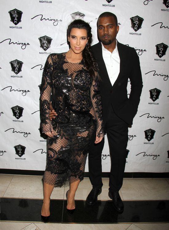 To Kanye West wymyślił imię dla córki