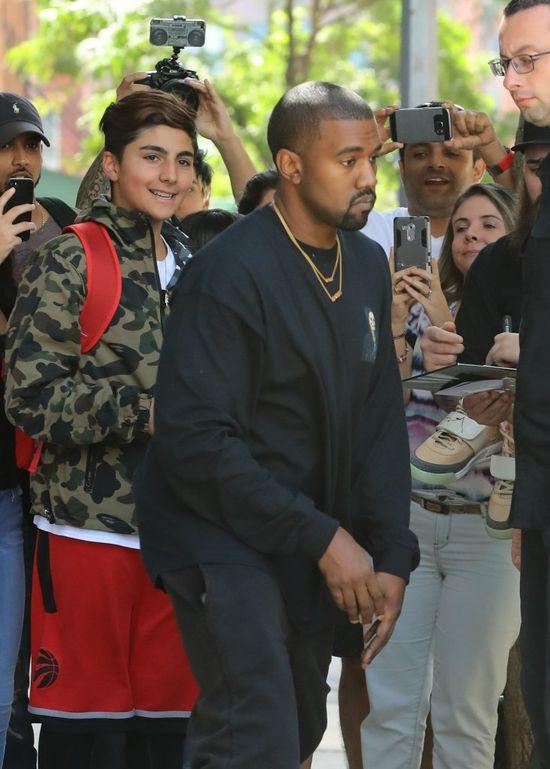Przed pokazem Kanye Westa w rodzine Kardashianów wybuchła WIELKA AWANTURA