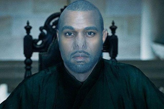 Kanye West JEST LORDEM VOLDEMORTEM!
