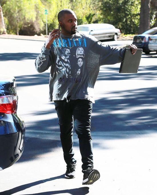 Internet oszalał na punkcie nowej piosenki Kanye Westa!