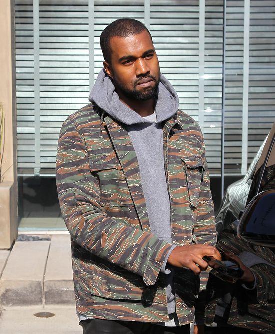 Dlaczego Kanye West nie pojawił się na rozdaniu Grammy?