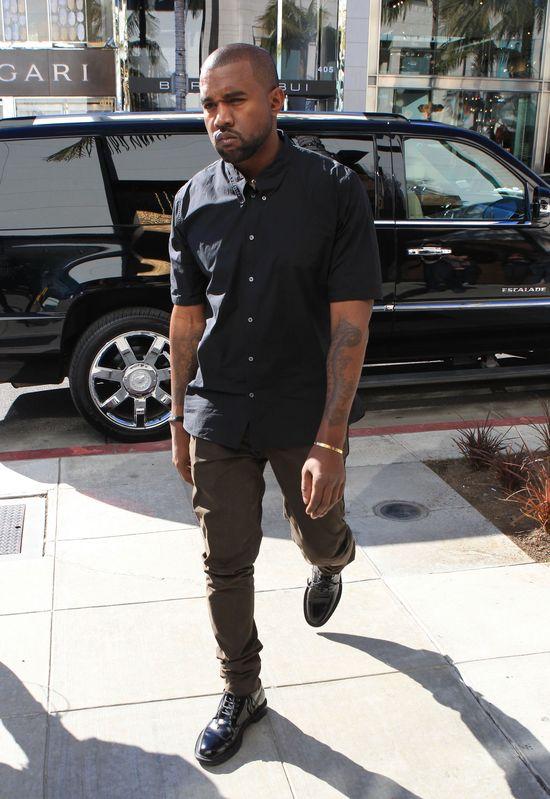 Kanye West: Beyonce ukradła mój pomysł!