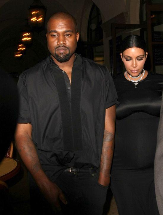 Kanye West zrobił niezły cyrk na porodówce