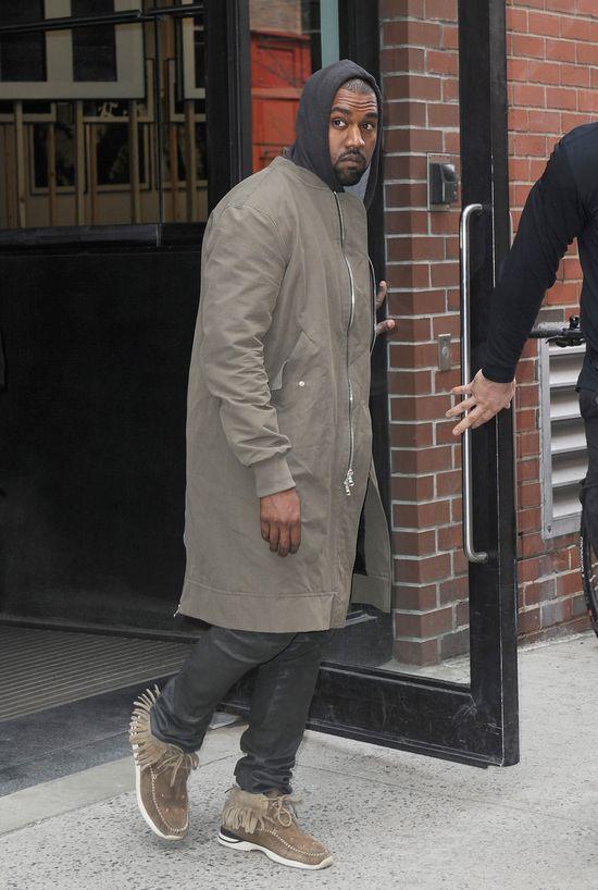 Skandal! Kanye West zdradzał Kim w domu jej matki?