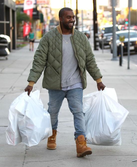 Kanye West obiecuje, że przestanie się wypowiadać