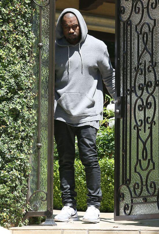 Kim Kardashian: Kanye nie jest gejem, to absurd!