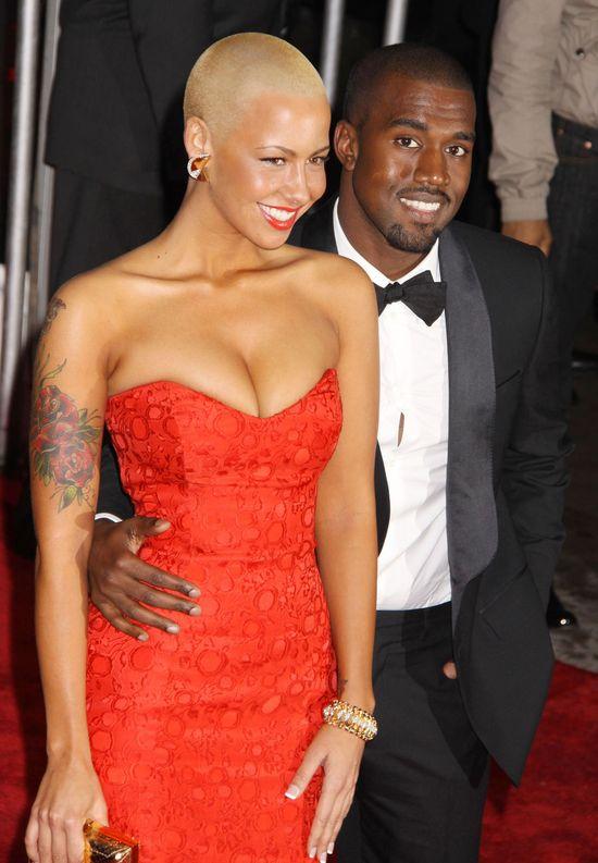 Kanye West rapuje o Amber Rose