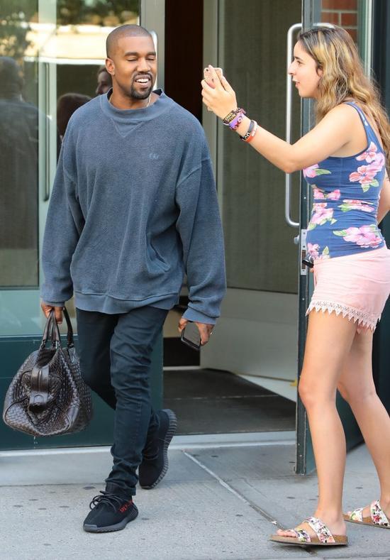 Co przedstawia PIERWSZA FOTKA na nowym Instagramie Kanye Westa? (Instagram)