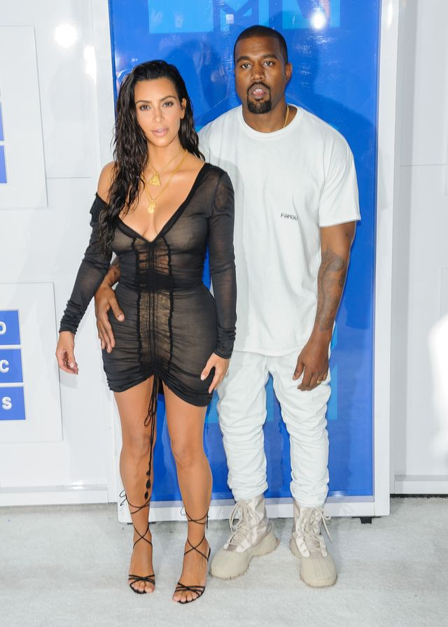 Nie boi się inch North, a Kanye West drętwieje, gdy je widzi