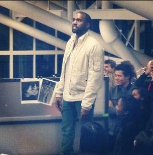 Kanye West na Harvardzie? (FOTO)