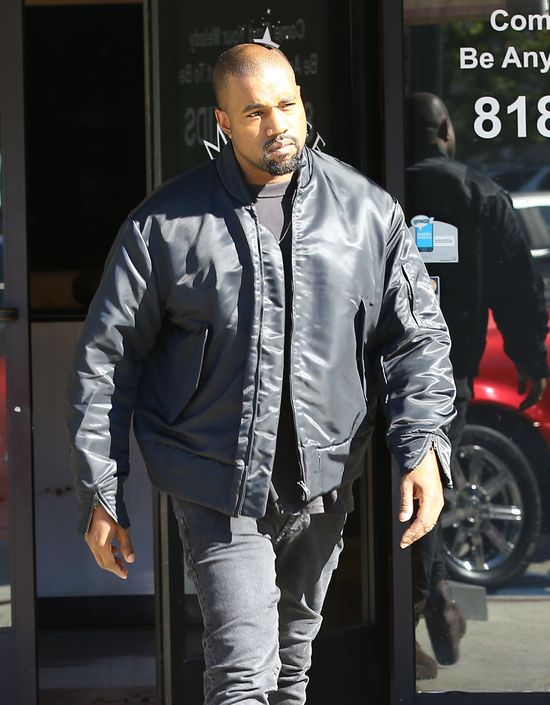 Kanye West nie potrafi przyj�� krytyki?