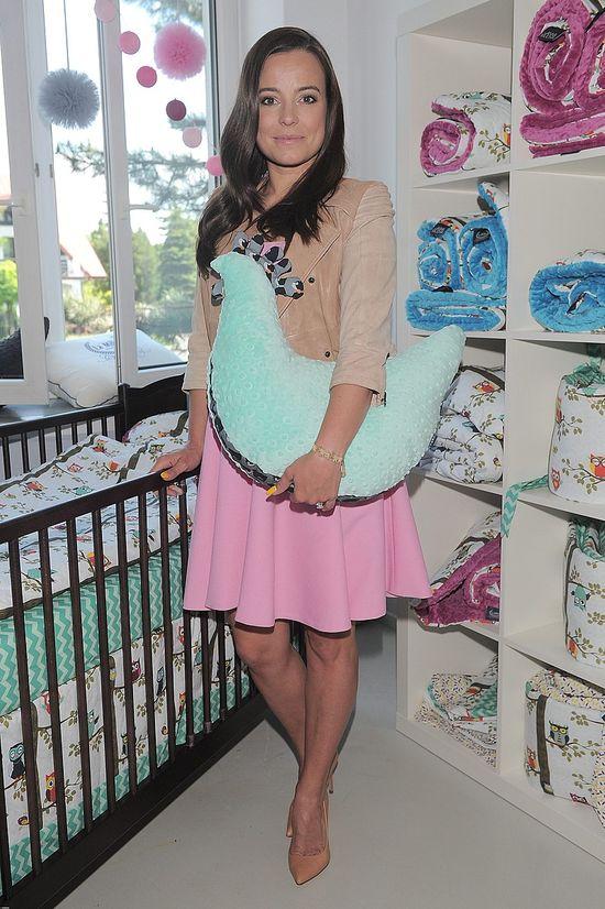 Anna Mucha jest w ciąży?
