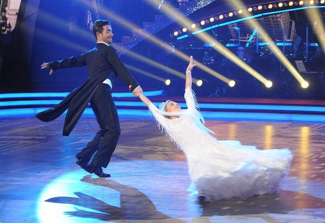 Klata Ma�laka i cudne kreacje tancerek (FOTO)