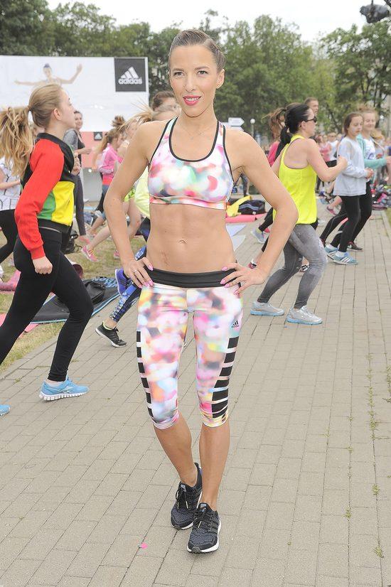 Wielki trening Chodakowskiej i jej wyznawczyń (FOTO)