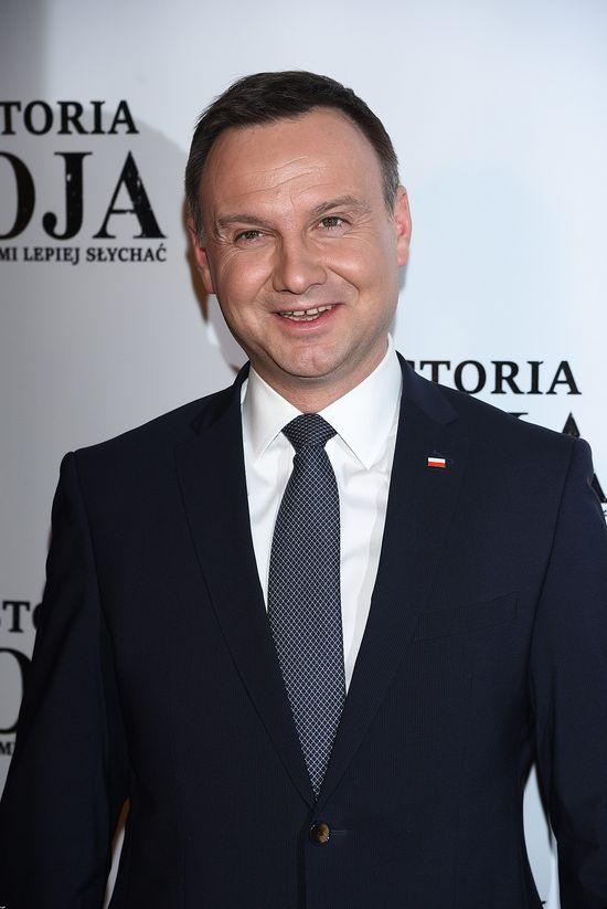Anja Rubik o Andrzeju Dudzie: Gdyby córkę prezydenta ZGWAŁCONO to...