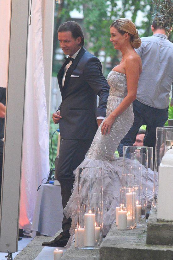 Fotografia Ewy Chodakowskiej ze ślubu Małgorzaty Rozenek podbija Internet