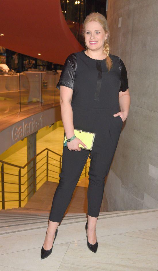 Elżbieta Romanowska promuje Top Model dla otyłych!
