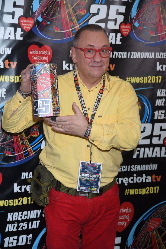 Jurek Owsiak nominowany do Nagrody Nobla!
