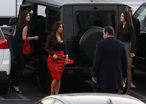Kardashianki w X Factor