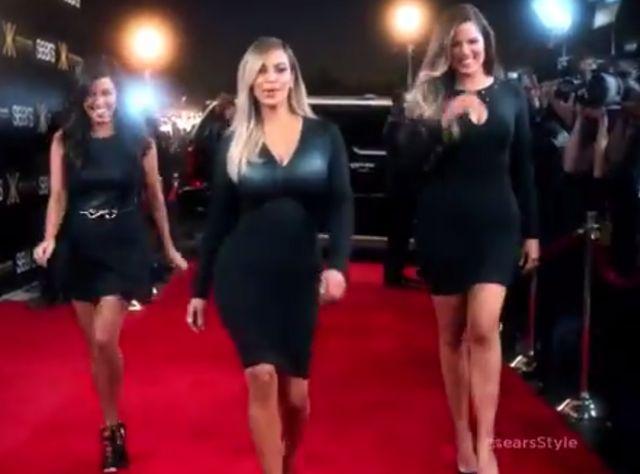 Graficy przesadzili z retuszem Kim Kardashian? (VIDEO)