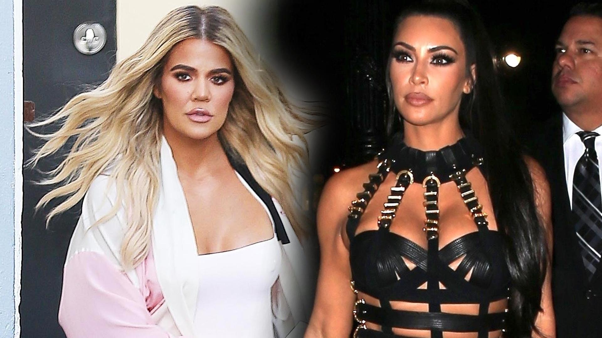 Siostry Kardashian – Jenner jako aniołki Victoria's Secret na Halloween