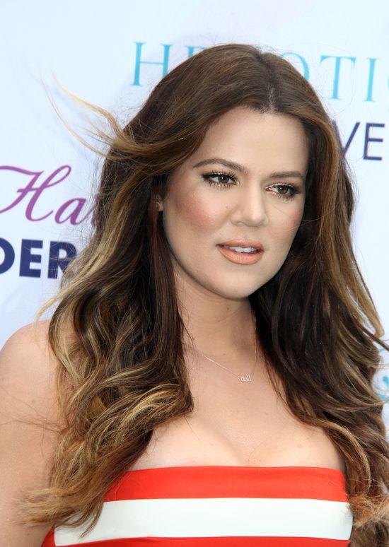 Khloe Kardashian: Kim inaczej przechodzi ciążę, niż Kourtney