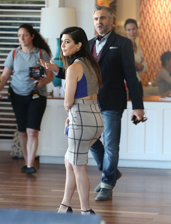 Khloe i Kourtney Kardashian popełniły gafę?! (FOTO)