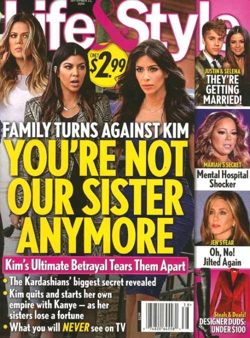 Siostry NIE ODZYWAJ� si� do Kim Kardashian!