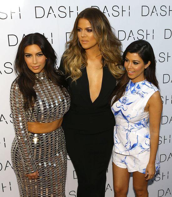 Kim Kardashian ubrała się najgorzej z sióstr? (FOTO)