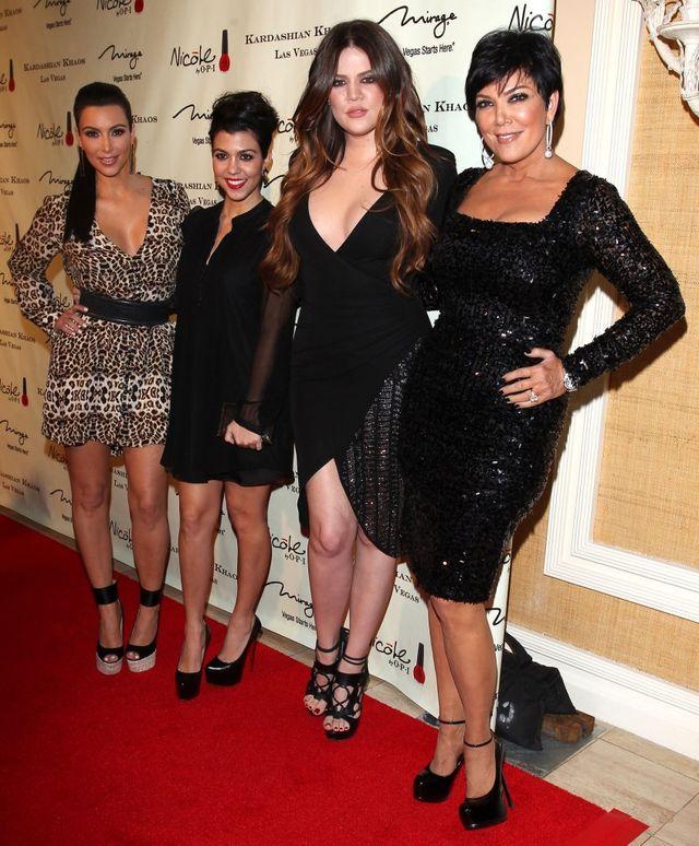 Niania Kardashianek ujawni na wizji sekrety rodziny!