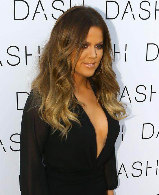 Khloe Kardashian przesadziła z powiększaniem ust (FOTO)