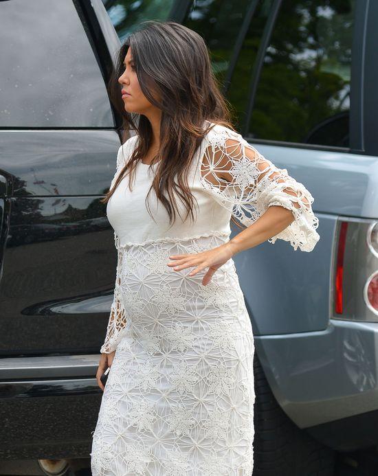 Anioł i diablica, czyli Kim kontra Kourtney Kardashian FOTO