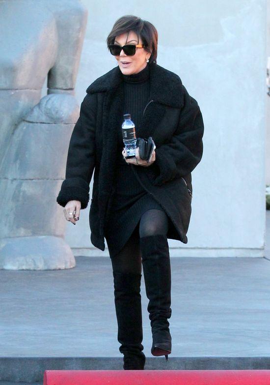 Kim Kardashian do Kris Jenner: Jeste� Z�� matk�!
