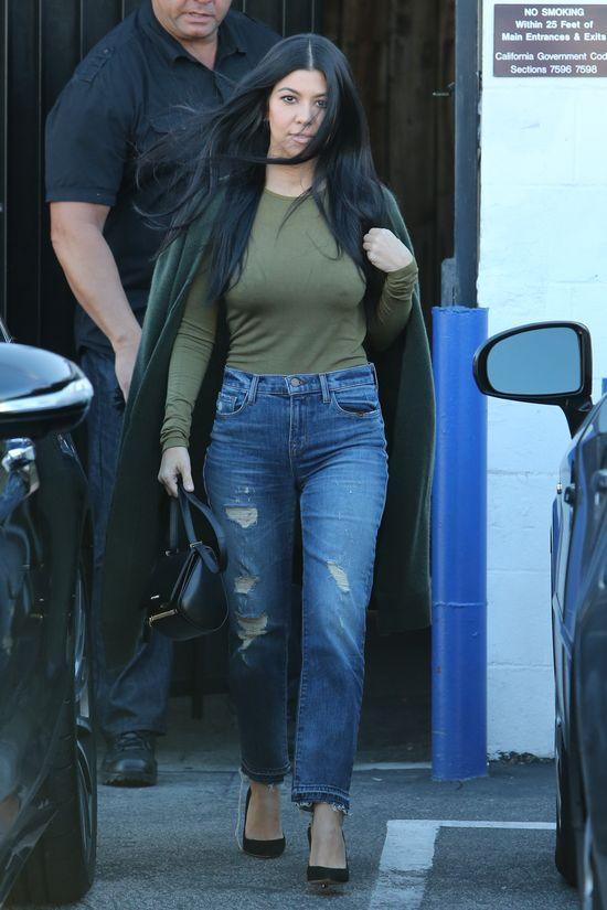Kourtney Kardashian sporo zawdzięcza Chrisowi Brownowi