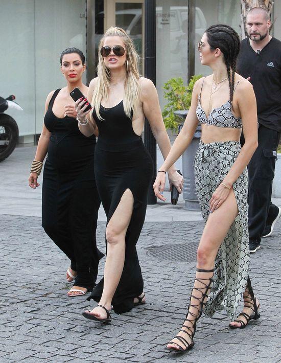 Kardashianki są wytrwałe w lansie (FOTO)