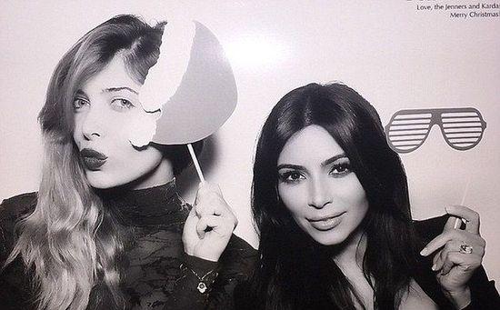 Tak wyglądały święta u Kardashianów (FOTO)