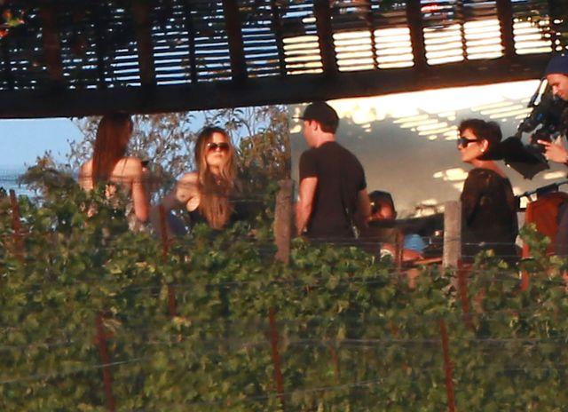 Klan Kardashian�w wraca do pracy (FOTO)
