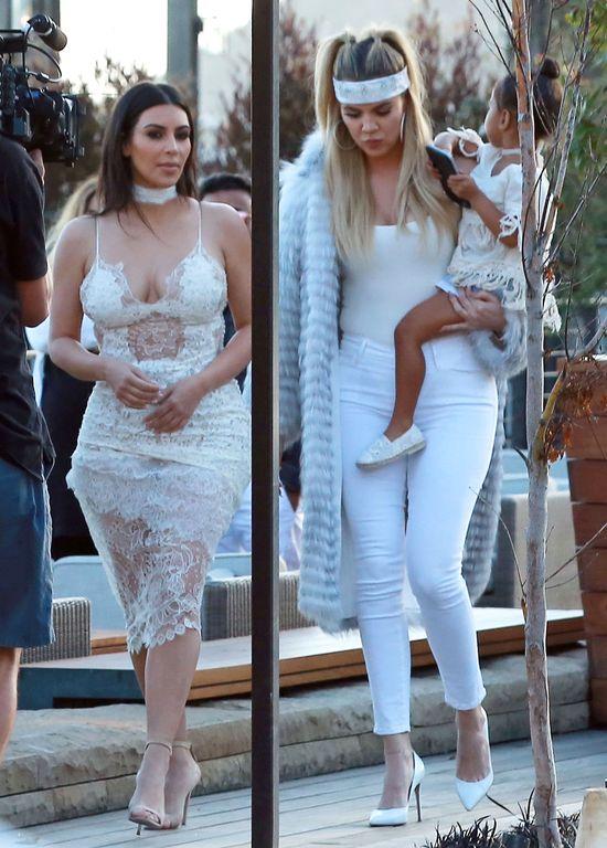 Cyrk u Kardashian�w musi trwa� (FOTO)