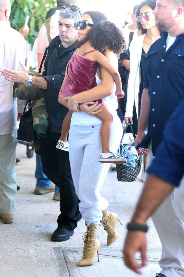 Kylie Jenner z Kingiem jak Kim z Nori. Przygotowuje się do roli mamy?