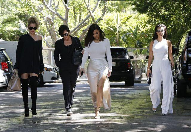 Takiej wymiany zdań u Kardashianów jeszcze nie było