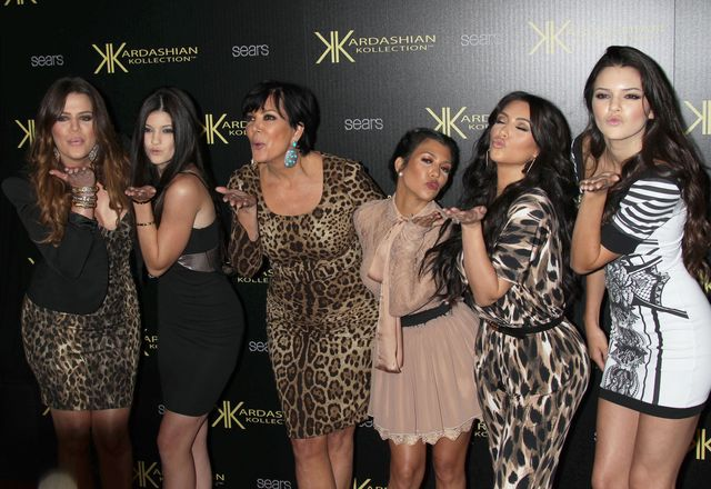 Jennifer Lawrence ogl�da Keeping Up With The Kardashians