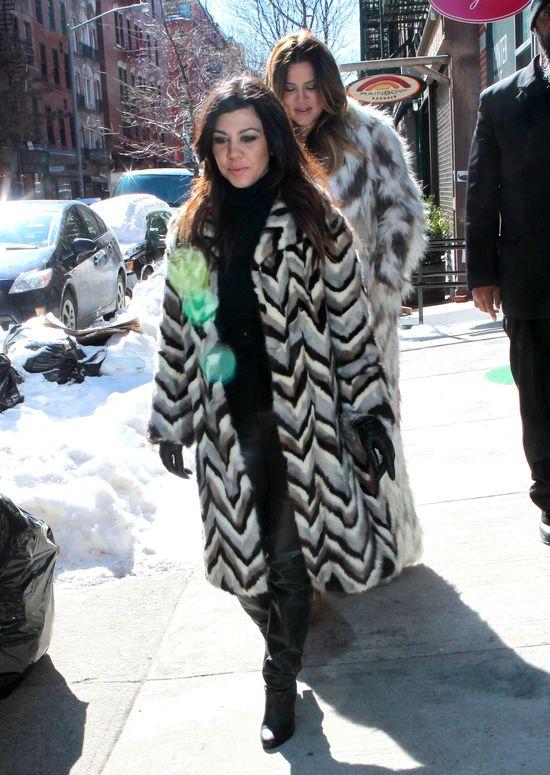 Jak będzie wyglądało baby shower Kourtney Kardashian?