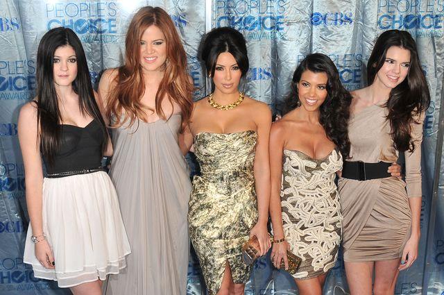 O tym, jak rok po roku Akademia Filmowa LEKCEWAŻY Kardashianki