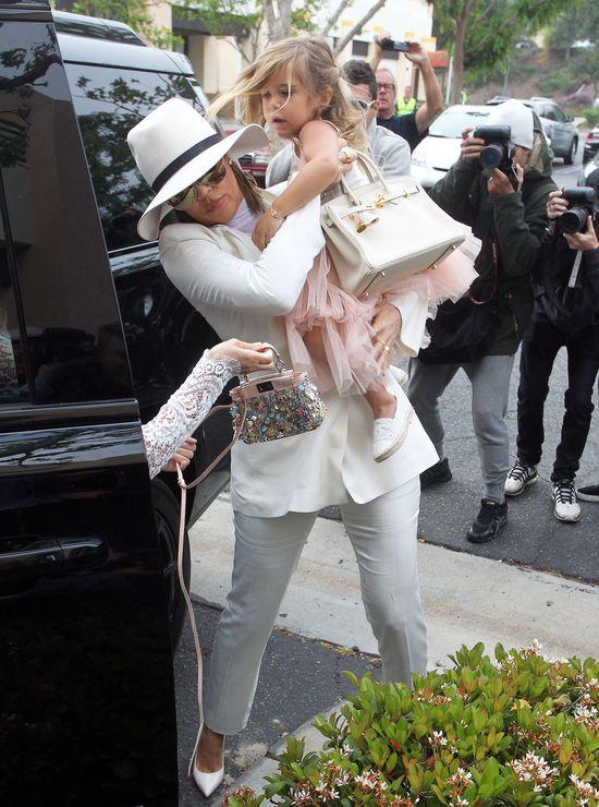 Wielkanocna szopka u Kardashianów (FOTO)