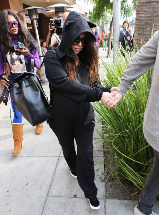 Kourtney Kardashian to niezła kłamczuszka?