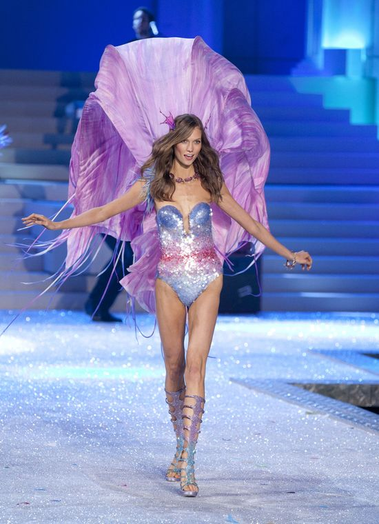 Victoria's Secret Fashion Show: Kto został aniołkiem? (FOTO)