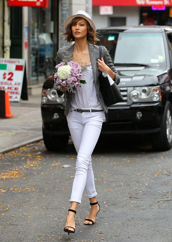 Karlie Kloss zmienia ulice Nowego Jorku w wybieg (FOTO)